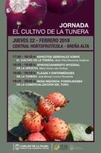 Jornada El Cultivo de La Tunera @ Central Hortofrutícola