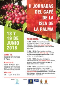 II Jornadas del café de la Isla de La Palma @ Casa de la Cultura Braulio Martín | El Paso | Canarias | Spain