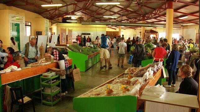 Mercado del Agricultor de Puntagorda