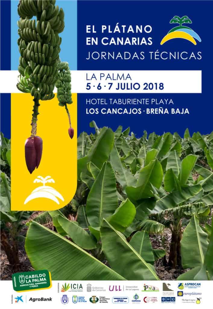 Jornadas Técnicas El Plátano en Canarias