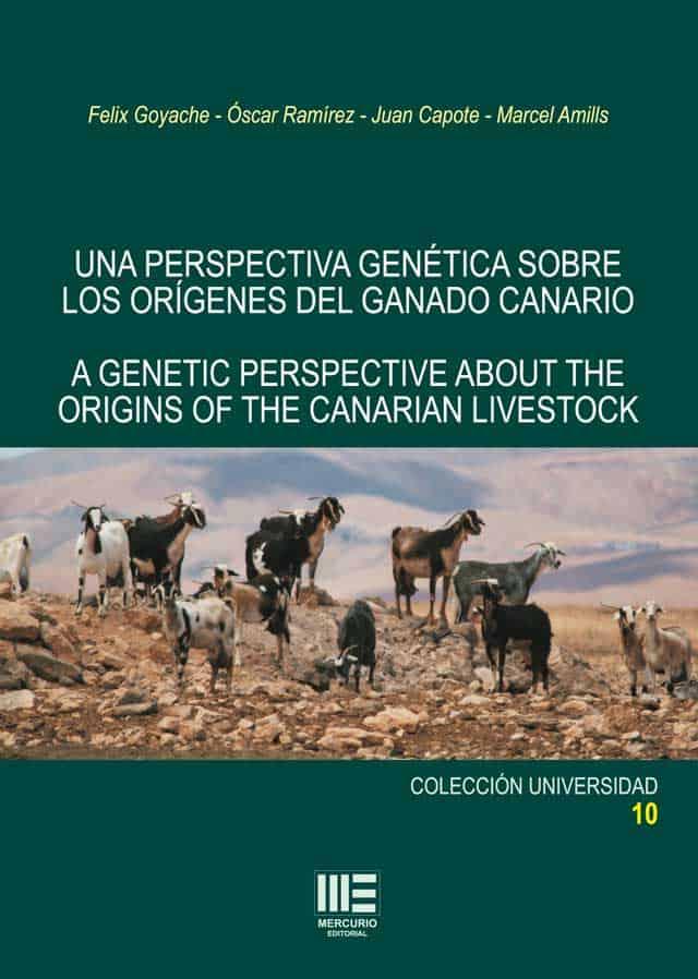 portada-libro-perspectiva-genetica-ganado-canario