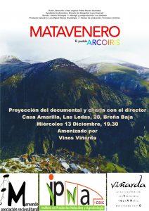 Proyección del Documental Matavenero: el pueblo Arco Iris @ Asociación Sociocultural Mareando
