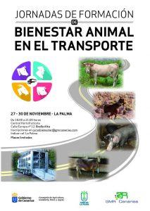 Bienestar animal en el transporte @ Central Hortofrutícola | Breña Alta | Canarias | Spain