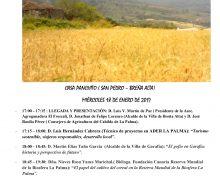 II Jornadas de Cereales de La Palma | 18 de Enero