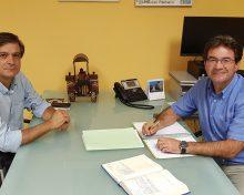 El Cabildo fortalecerá la colaboración con el sector platanero de La Palma