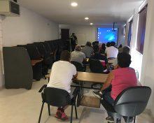 El Cabildo forma al sector pesquero de la isla en el uso de las nuevas tecnologías y la administración electrónica