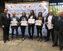 El Cabildo felicita a los productores palmeros galardonados en el concurso Agrocanarias 2018
