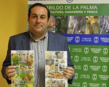 El Cabildo promociona el consumo de productos de La Palma durante la Navidad