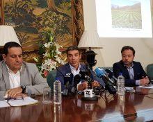 La Palma sigue apostando por el sector primario con un aumento de la superficie cultivada y de la agricultura de regadío   El Apurón