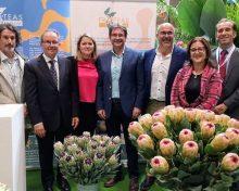 La Palma tendrá un estand propio en la próxima edición de la 'Fruit Attraction'