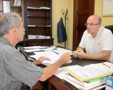 El Cabildo apuesta por mantener y fomentar el tradicional trillado del cereal en La Palma