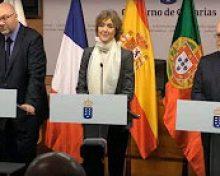 Visita de tres ministros | Crónicas del Campo