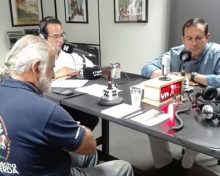 Especial Agricultura Orgánica en 7.7 Radio La Palma con Jairo Restrepo