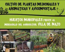 Cultivo de Plantas Medicinales y Aromáticas y Avicompostaje