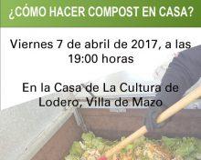 ¿Cómo hacer compost en casa? | 7 de abril
