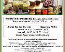 Curso de elaboración de conservas con productos cárnicos | 26 y 27 de Diciembre