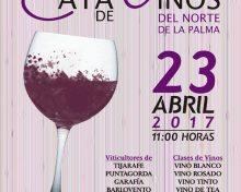 XXIX Cata de Vinos del Norte de La Palma | 23 de abril