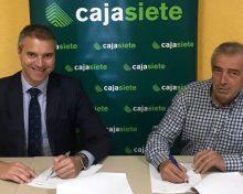 Cajasiete renueva el acuerdo con la Sociedad Cooperativa del Campo Palmero