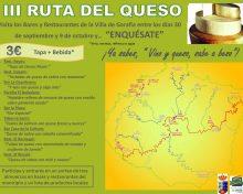III Ruta del Queso | Del 30 septiembre al 9 de octubre en Garafía.