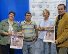 """El Cabildo de La Palma y el Club de Arrastre La Canga presentan el """"Concurso Insular de Arrastre de Ganado"""""""