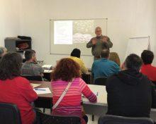 Mazo inaugura abril con el curso de Cultivo Ecológico de Setas para Emprendedores