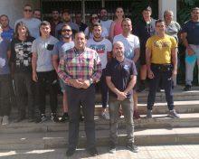El Cabildo apuesta por la formación en materia de seguridad en el ámbito marítimo-pesquero
