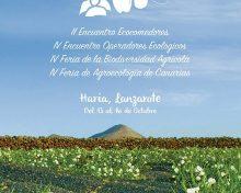 IV Foro de Agroecología y Biodiversidad en Canarias | 13 al 16 octubre | Haría – Lanzarote.