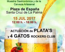 El Ayuntamiento renueva su apoyo al sector gastronómico y de la cerveza artesanal con la II Feria de la Garimba