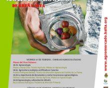 I Festival Audiovisual Agroecológico | 17 y 18 de febrero
