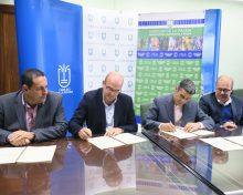 Gobierno de Canarias y Cabildo de La Palma firman un acuerdo de colaboración para reactivar el sector primario de la isla