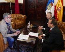 El Ayuntamiento y Cajasiete impulsan los huertos sociales para generar empleo en Santa Cruz de La Palma
