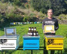 Henry Pérez: un apicultor con premios | La Palma Ahora