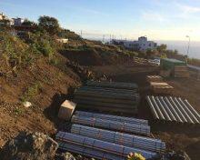 El Gobierno de Canarias adjudicará en breve la culminación de la red de riego de Hoya Limpia, en La Palma