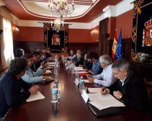 Reunión ASPA con Delegado del Gobierno en Canarias sobre el robo de aguacates