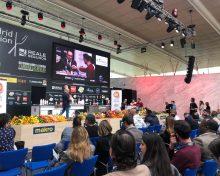La Palma tiene su primer contacto con el prestigioso foro gastronómico 'Madrid Fusión'