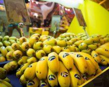 Plátano de Canarias se alía con las DO 'Cereza del Jerte' y 'Kaki del Xúquer'