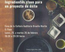 El Cabildo impartirá un curso de creación de marca y comunicación para productos gastronómicos