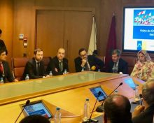 Asprocan potencia la relación hispano-marroquí para el sector del plátano de Canarias