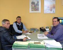 Reunión de coordinación de ASPA con el Cabildo de La Palma