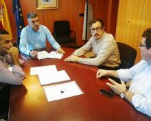 Gobierno de Canarias y Cabildo de Tenerife muestran su apoyo al sector apícola de las Islas en su lucha por una mayor transparencia en el etiquetado de las mieles que vienen de fuera