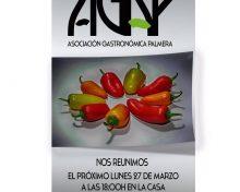 AGAP nace con la voluntad de que La Palma crezca como destino gastronómico | 27 de Marzo
