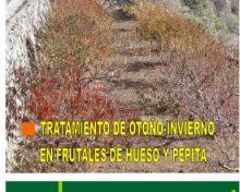 Tratamiento de otoño-invierno en frutales de hueso y pepita | Agrocabildo