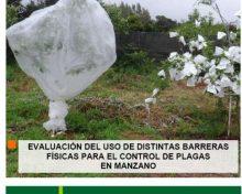 Evaluación del uso de distintas barreras físicas para el control de plagas en manzano | Agrocabildo