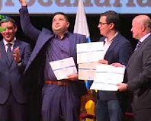 Entrega de Premios Agrocanarias 2017 | Canarios de Campo y Mar