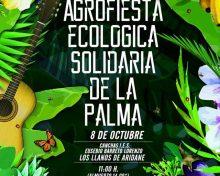 2ª Agrofiesta Ecológica Solidaria de La Palma | 8 de octubre