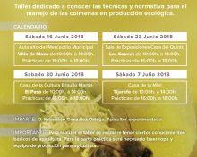 Cabildo y Fundación CIAB exponen el potencial de la apicultura ecológica en la isla