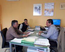 ASPA, solicita al Cabildo Insular de La Palma un servicio de programas de riego