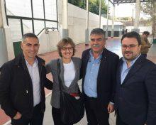 ASPA Plantea a la Ministra las demandas del sector