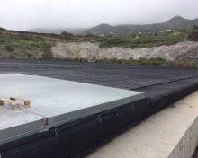 Ministerio y Consejería de Agricultura coordinan trabajos para mejorar la red de riego en el sudeste de La Palma