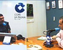 Entrevista Basilio Pérez en Cope La Palma